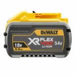 Μπαταρία XR Flexvolt 18V/54V 9.0Ah/3.0Ah DCB547, Dewalt