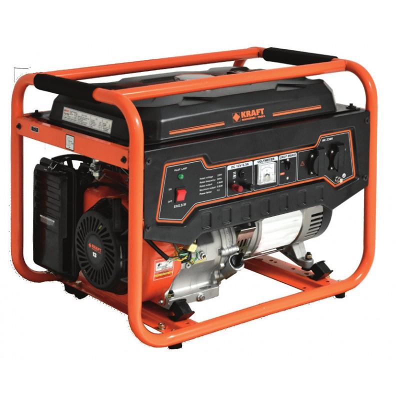 Ηλεκτρογεννήτρια βενζίνης 389cc LT-6500