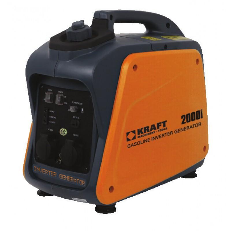 Γεννήτρια βενζίνης Inverter 1700W 2000i