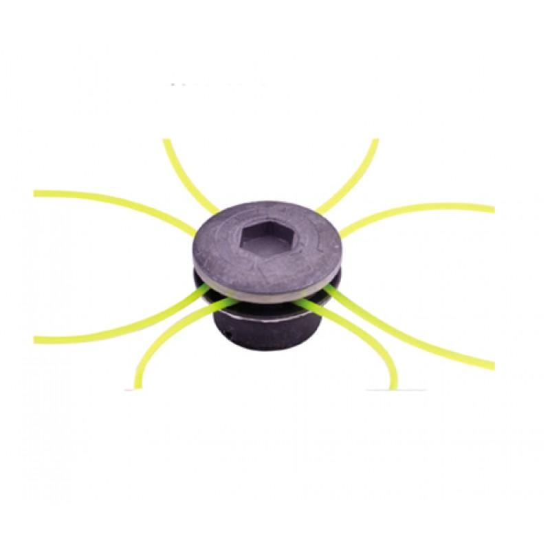 Κεφαλή θαμνοκοπτικού αλουμινίου
