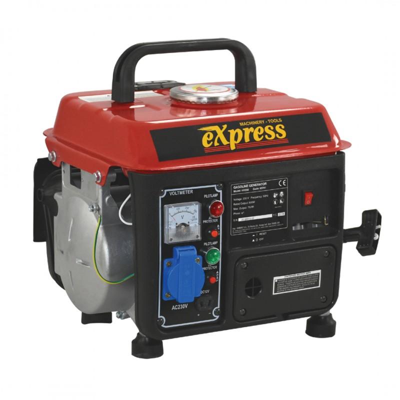 Γεννήτρια βενζίνης δίχρονη 0.8kVA HH 950