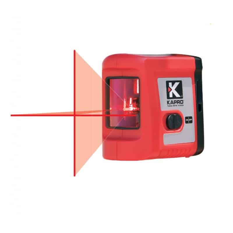 Αλφάδι Laser κόκκινης δέσμης 20m