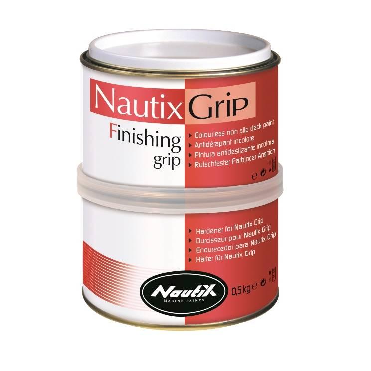 Nautix – Grip- Δυο Συστατικων Χρωμα Πολυουρεθανης Αντιολισθητικο