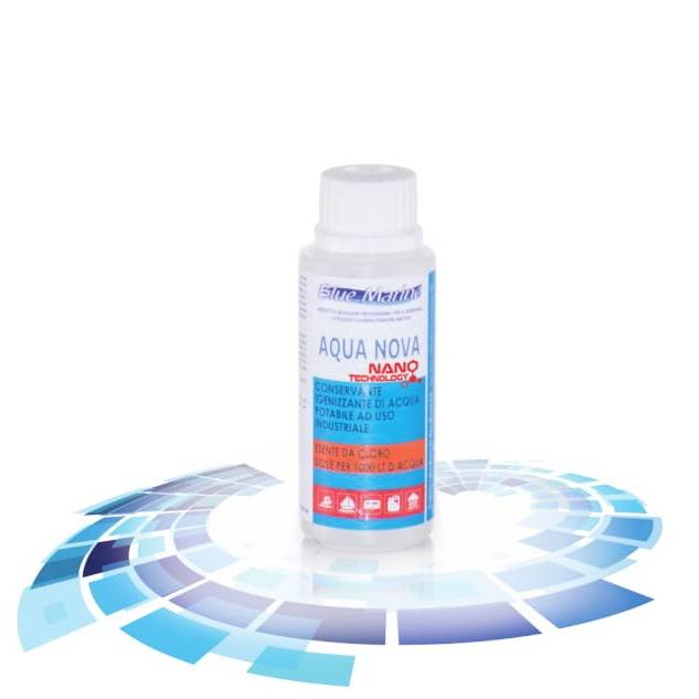 Απολυμαντικο-Βακτηριοκτονο Ποσιμου Νερου Aqua Nova