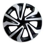 Bormann 025535 Τάσια αυτοκινήτου 14″ Silver Rapide Σετ 4 τμχ Carbon BWC1020