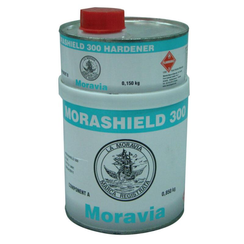 Σύστημα δύο συστατικών προστασίας από την όσμωση για πολυεστερικά σκάφη 04853, Eval