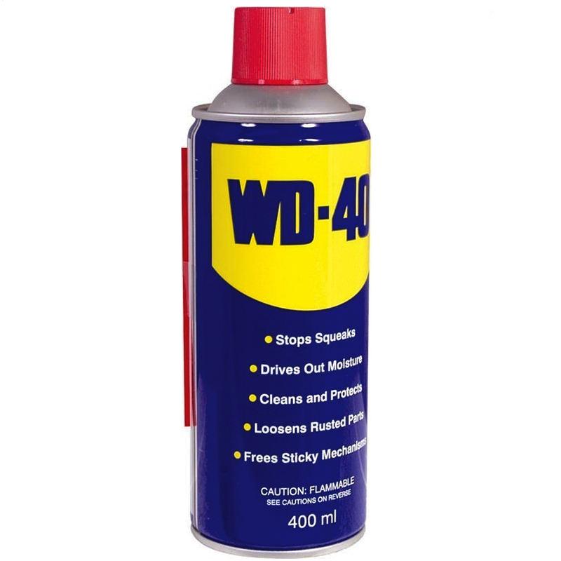 Λιπαντικό αντισκωριακό spray multi-Use 400ml, WD-40
