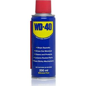 Λιπαντικό αντισκωριακό spray multi-Use 200ml, WD-40