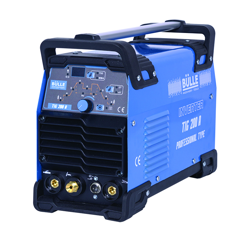 Ηλεκτροσυγκόλληση Παλμική (Pulse) Inverter TIG (& MMA) 200A