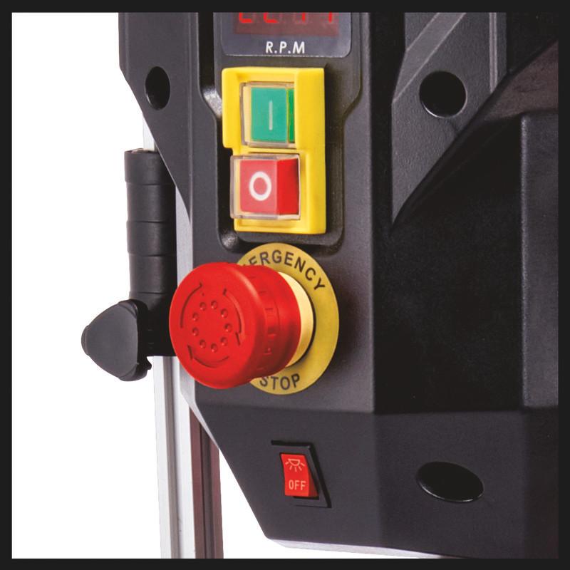 Κολωνάτο ηλεκτρονικό δράπανο TE-BD 750 E, Einhell