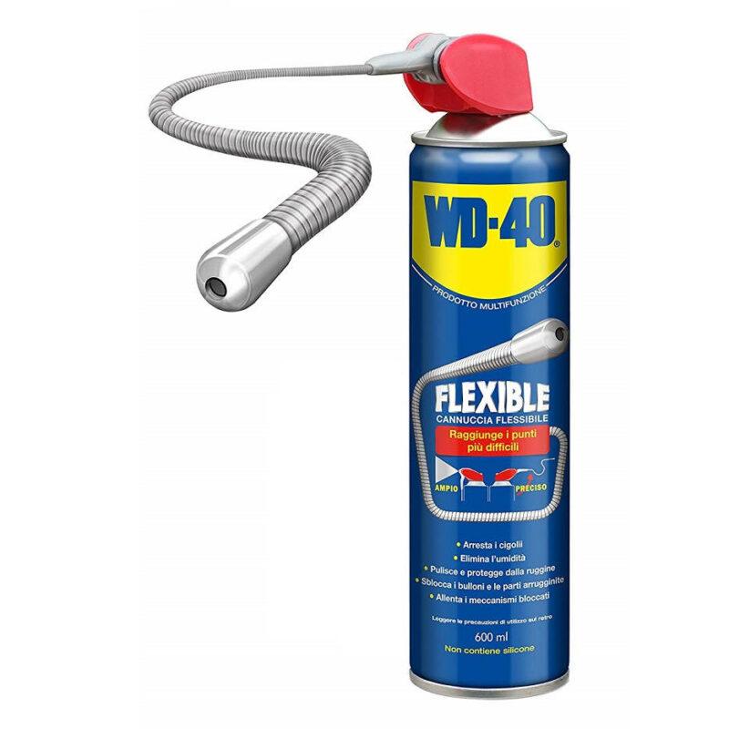 Flexible λιπαντικό αντισκωριακό spray multi-Use 600ml, WD-40