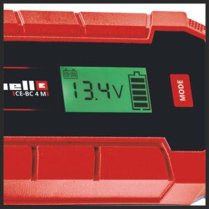 Φορτιστής μπαταρίας CE-BC 4 M, Einhell