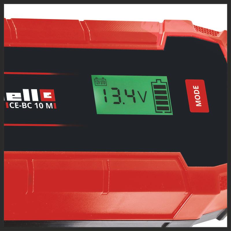 Φορτιστής μπαταρίας CE-BC 10 M, Einhell