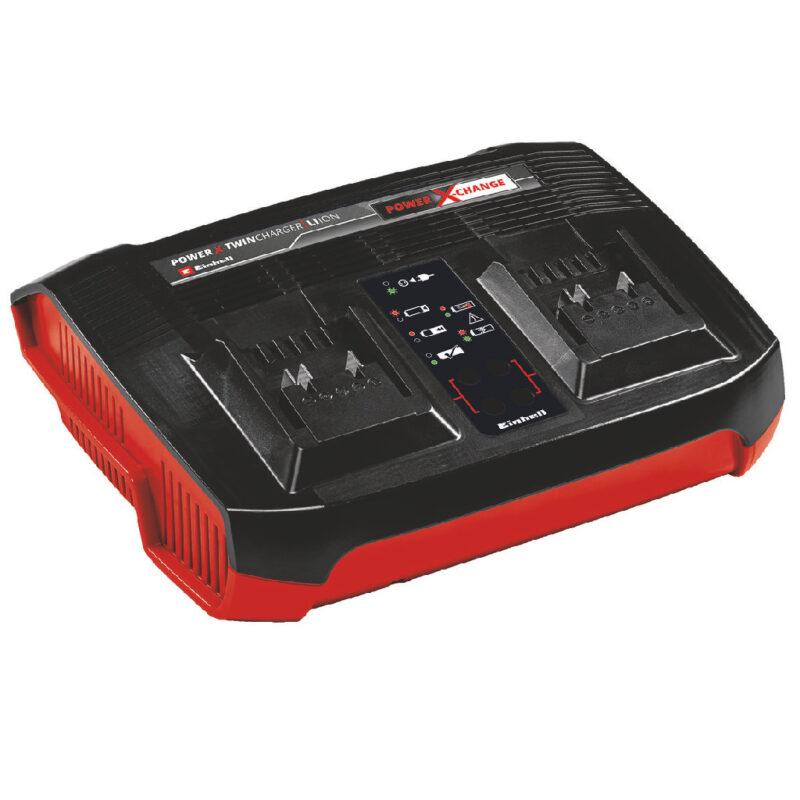 Φορτιστής Power X-Twincharger 3A, Einhell