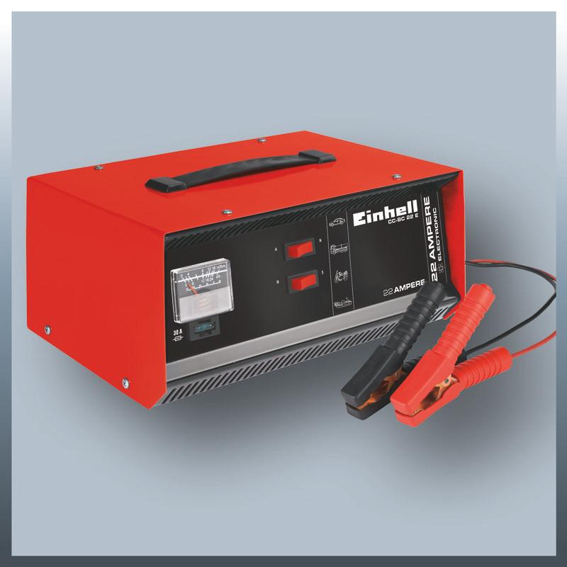 Φορτιστής μπαταρίας CC-BC 22 E, Einhell