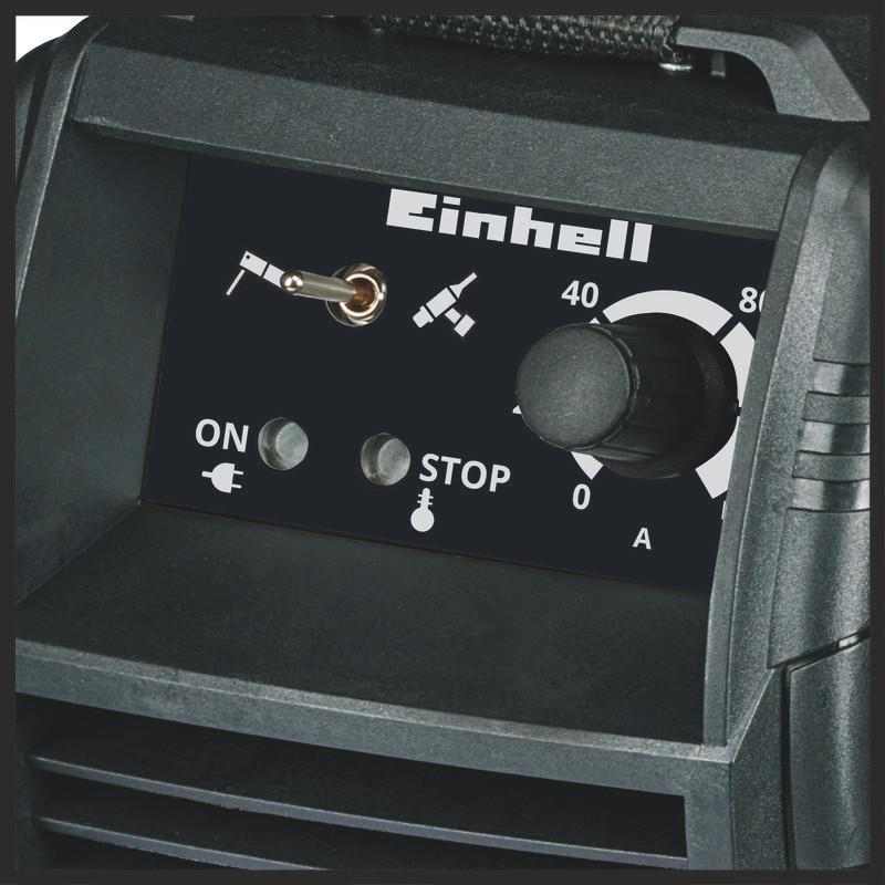Ηλεκτροσυγκόλληση Inverter TC-IW 150, Einhell