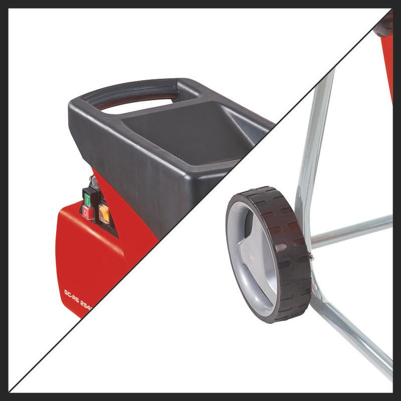 Ηλεκτρικός κλαδοτεμαχιστής GC-RS 2540, Einhell