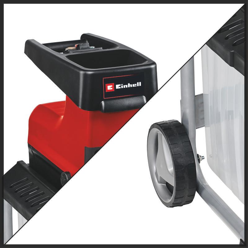 Ηλεκτρικός κλαδοτεμαχιστής GC-RS 60 CB, Einhell