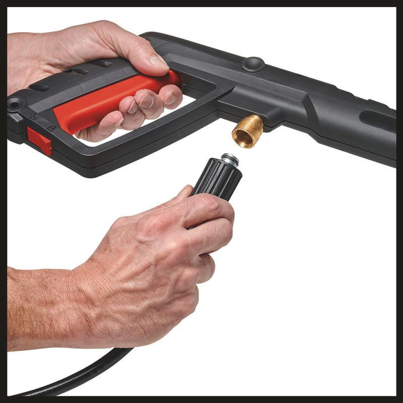 Πλυστικό υψηλής πίεσης TE-HP 170, Einhell