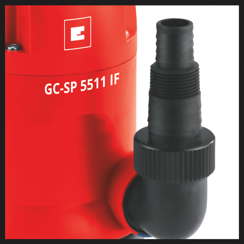 Υποβρύχια αντλία GC-SP 5511 IF, Einhell