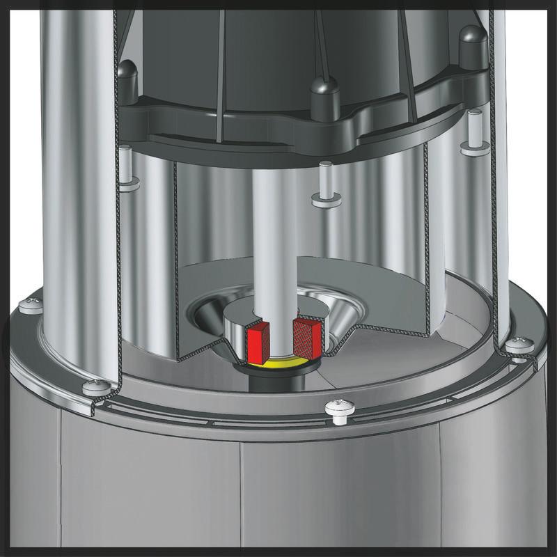 Υποβρύχια αντλία υδάτων GE-DW 1100 N-A, Einhell