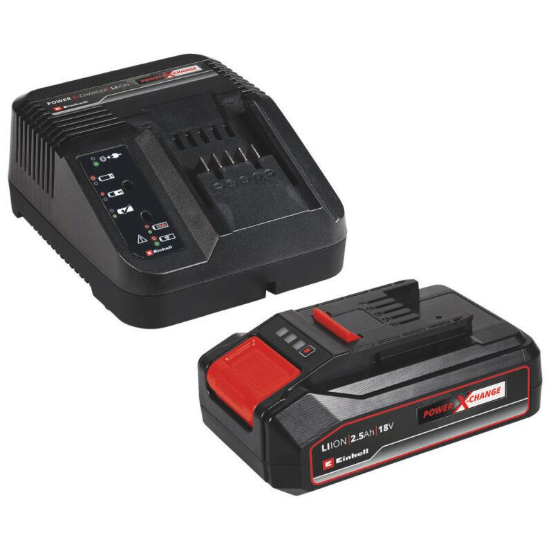 PXC-Starter-Kit 18V 2,5Ah PXC Starter Kit, Einhell