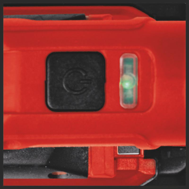 Επαναφορτιζόμενο πιστόλι θερμοκόλλησης TE-CG 18 Li - Solo, Einhell