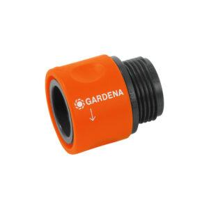 """Ταχυσύνδεσμος 3/4"""" με αρσενικό σπείρωμα 2917-26, Gardena"""