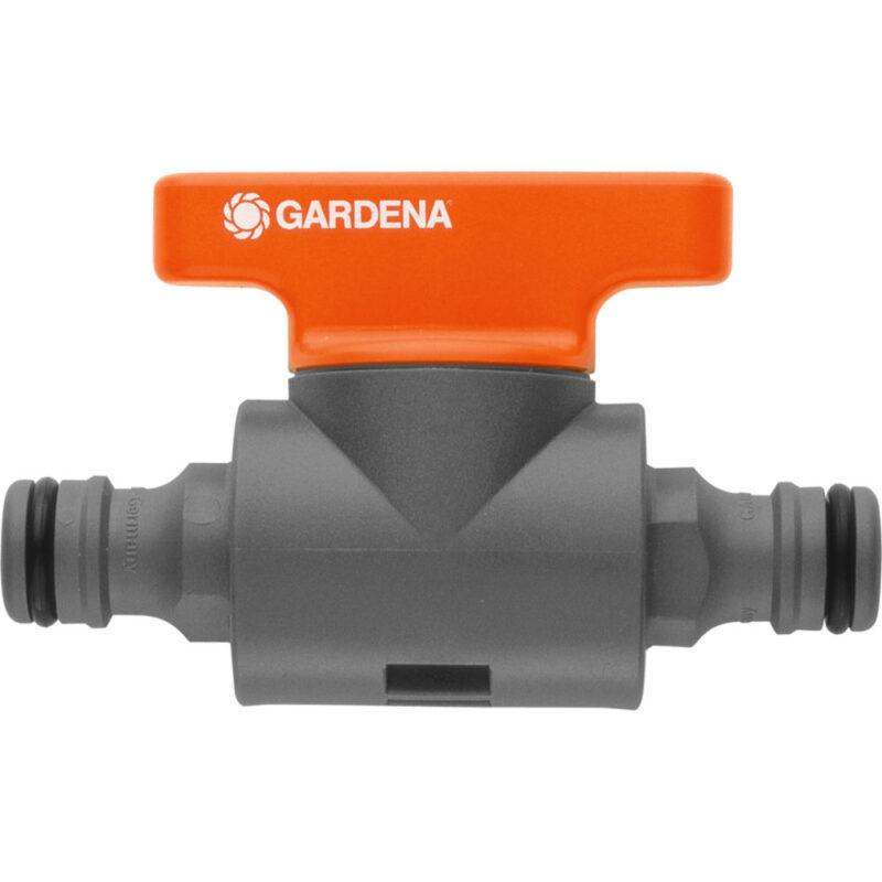 Σύνδεσμος ταχυσυνδέσμων με βάνα 2976-20, Gardena