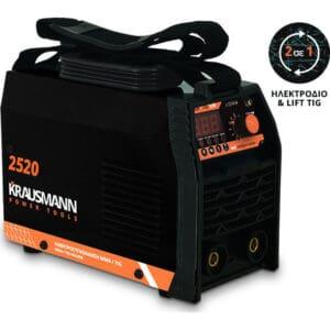Ηλεκτροκόλληση Inverter MMA-TIG LGBT120A 2520, Krausmann
