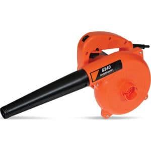 Φυσητήρας - αναρροφητήρας σκόνης 450W 6340, Krausmann