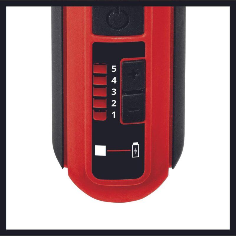 Εργαλείο λείανσης / χάραξης μπαταρίας TE-MT 7,2 Li 4419330, Einhell