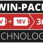 5Ah PXC-Twinpack CB