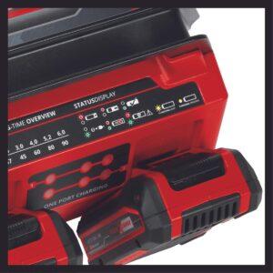 PXC-φορτιστής 2x2 Power X-Quattrocharger 4A 4512102, Einhell