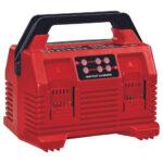 PXC-φορτιστής 2×2 Power X-Quattrocharger 4A 4512102, Einhell