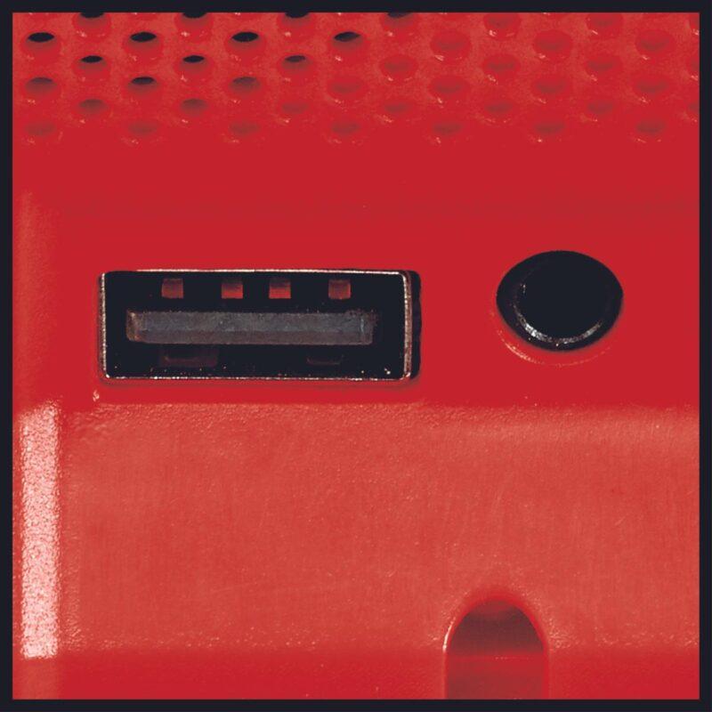 Ηχείο μπαταρίας TC-SR 18 Li BT - Solo 4514150, Einhell