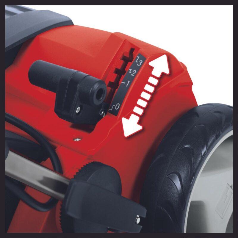 Ηλεκτρικός καθαριστήρας - αεριστήρας γκαζόν σετ GE-SA 1435 3420561, Einhell