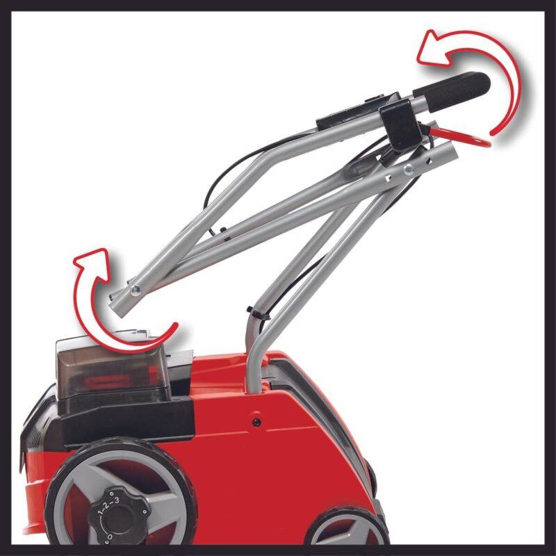Καθαριστήρας - αεριστήρας γκαζόν μπαταρίας GC-SC 36/31 Li-Solo 3420660, Einhell