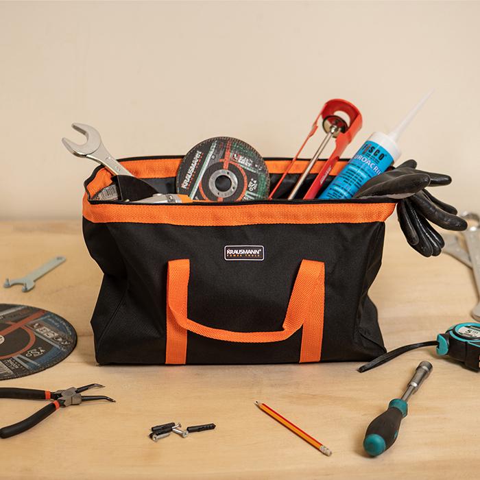 Μεγάλη τσάντα εργαλείων KR360, Krausmann