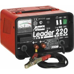 Φορτιστής εκκινητής Leader 220 Start 230V 12-24V 807550, Telwin