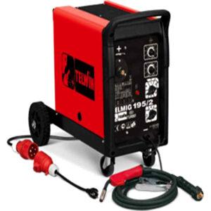 Ηλεκτροκόλληση σύρματος 200Α MIG-MAG TELMIG 195/2 821069, Telwin