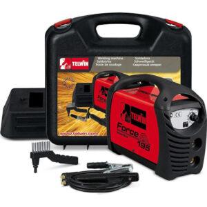 Ηλεκτροκόλληση Inverter Force 195 Limited Edition 170A 815859, Telwin