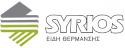 Μαύρη χαλύβδινη ξυλόσομπα Menalon P 17kW AS-SY-03P, Syrios
