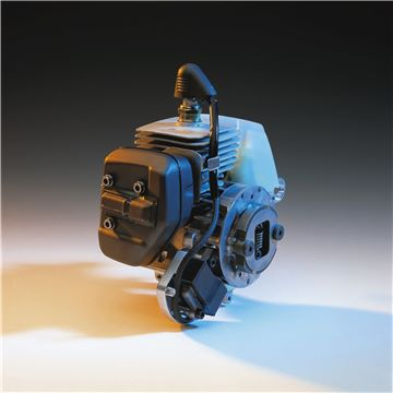 Husqvarna θαμνοκοπτικό Κινητήρας E-Tech II