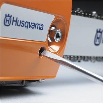 Husqvarna alysopriono - Πλευρικός εντατήρας αλυσίδας