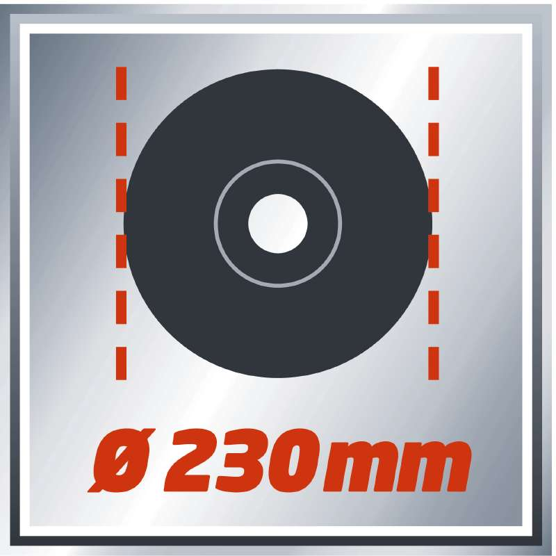 Γωνιακός Τροχός TE-AG 230 ,Einhell