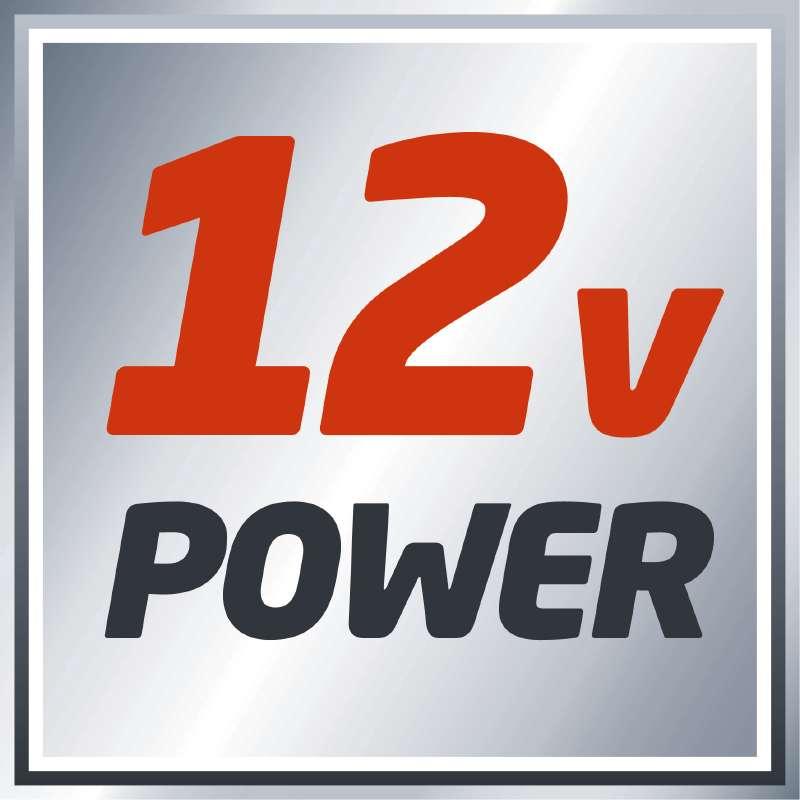 Επαναφορτιζόμενο δραπανοκατσάβιδο TE-CD 12 Li with 2nd Battery Einhell