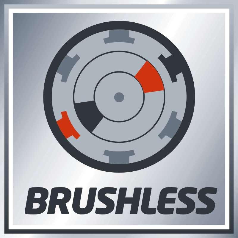 Επαναφορτιζόμενο παλμικό κατσαβίδι TE-CW 18Li BL;Brushless - Solo  Einhell