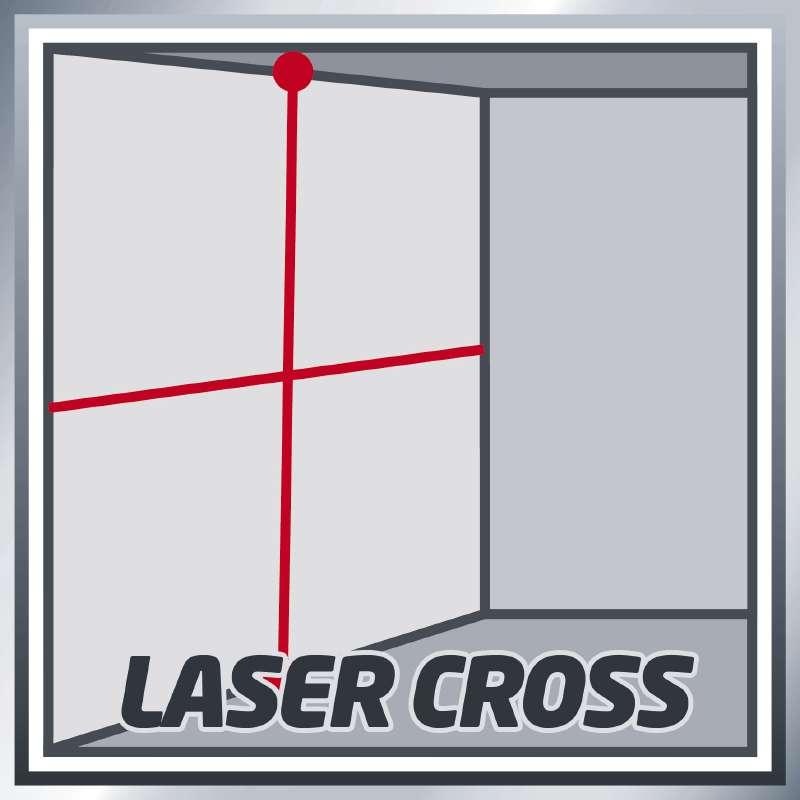 Cross Laser Level TC-LL 2, Einhell