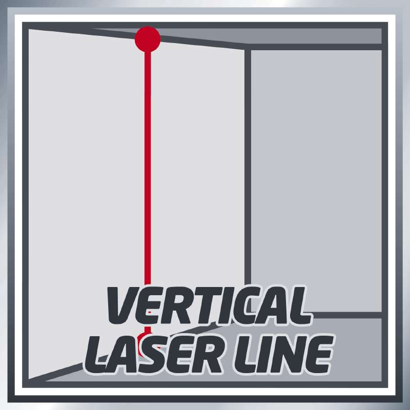 Cross Laser Level TE-LL 360, Einhell